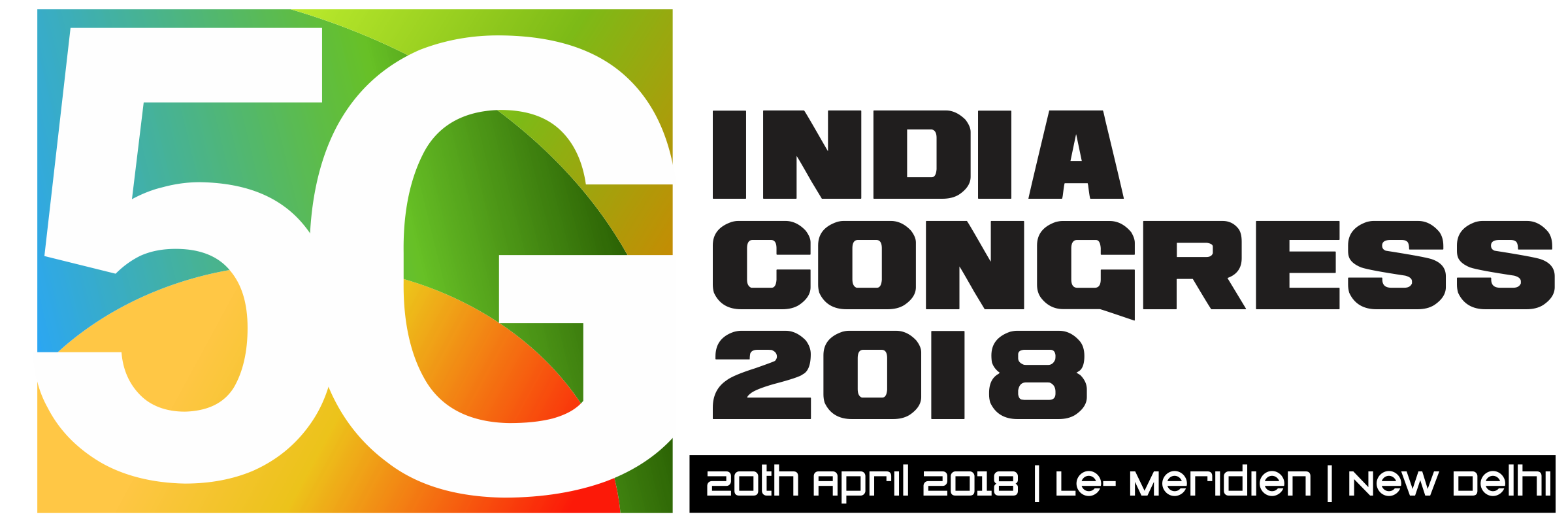 5G India Congress Logo